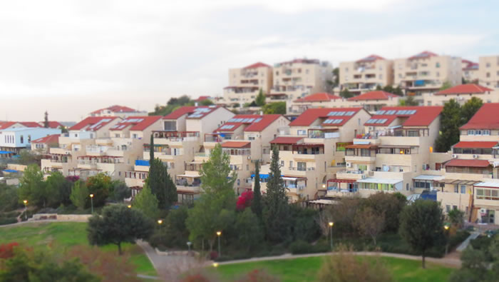 buy property in israel